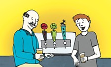 The Men Who Drink in Bars Alone