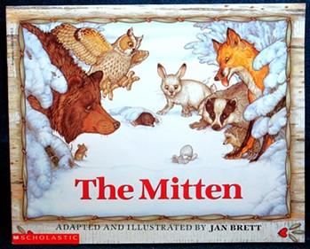 """The Mitten"" is of Brett's most recognized children's books."
