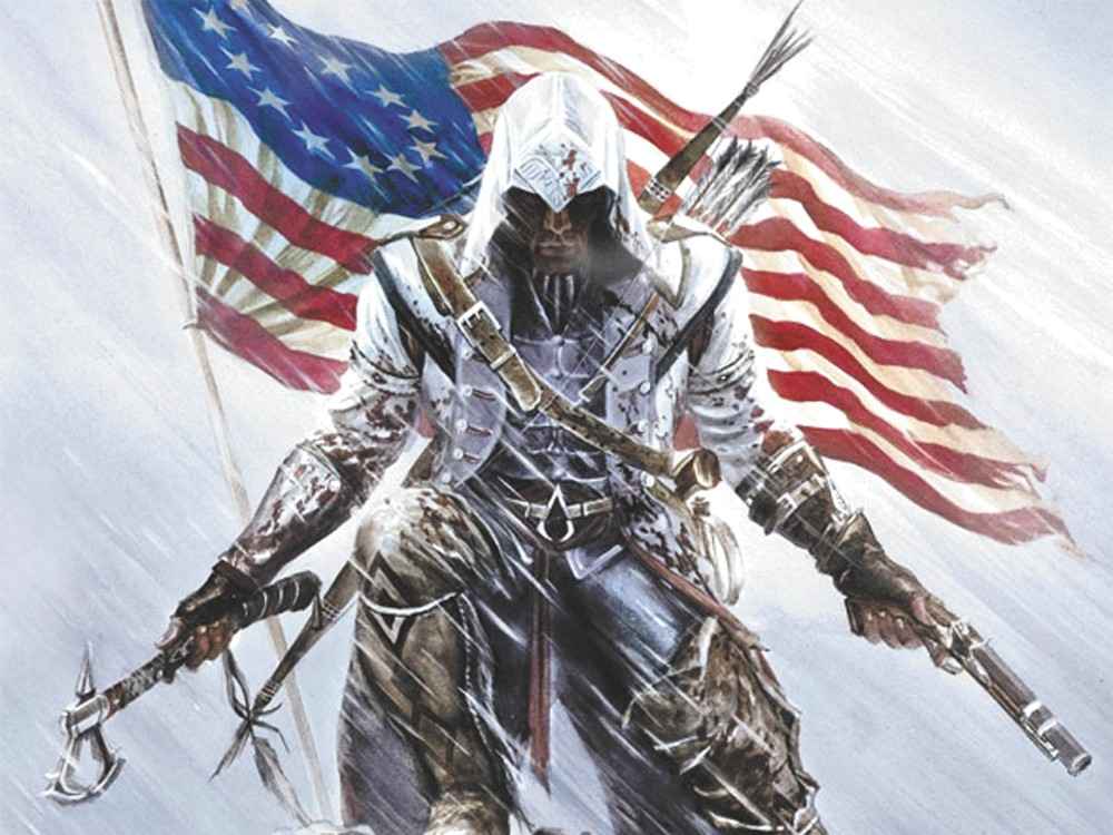 Game Assassin S Creed Iii Arts Culture Spokane The