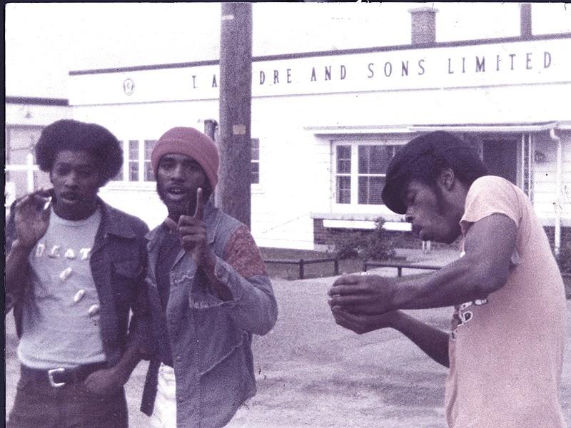 The original punks.
