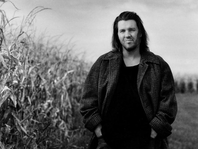 The Pale King author David Foster Wallace