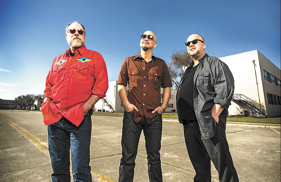 The Pixies continue on just fine without bassist Kim Deal.