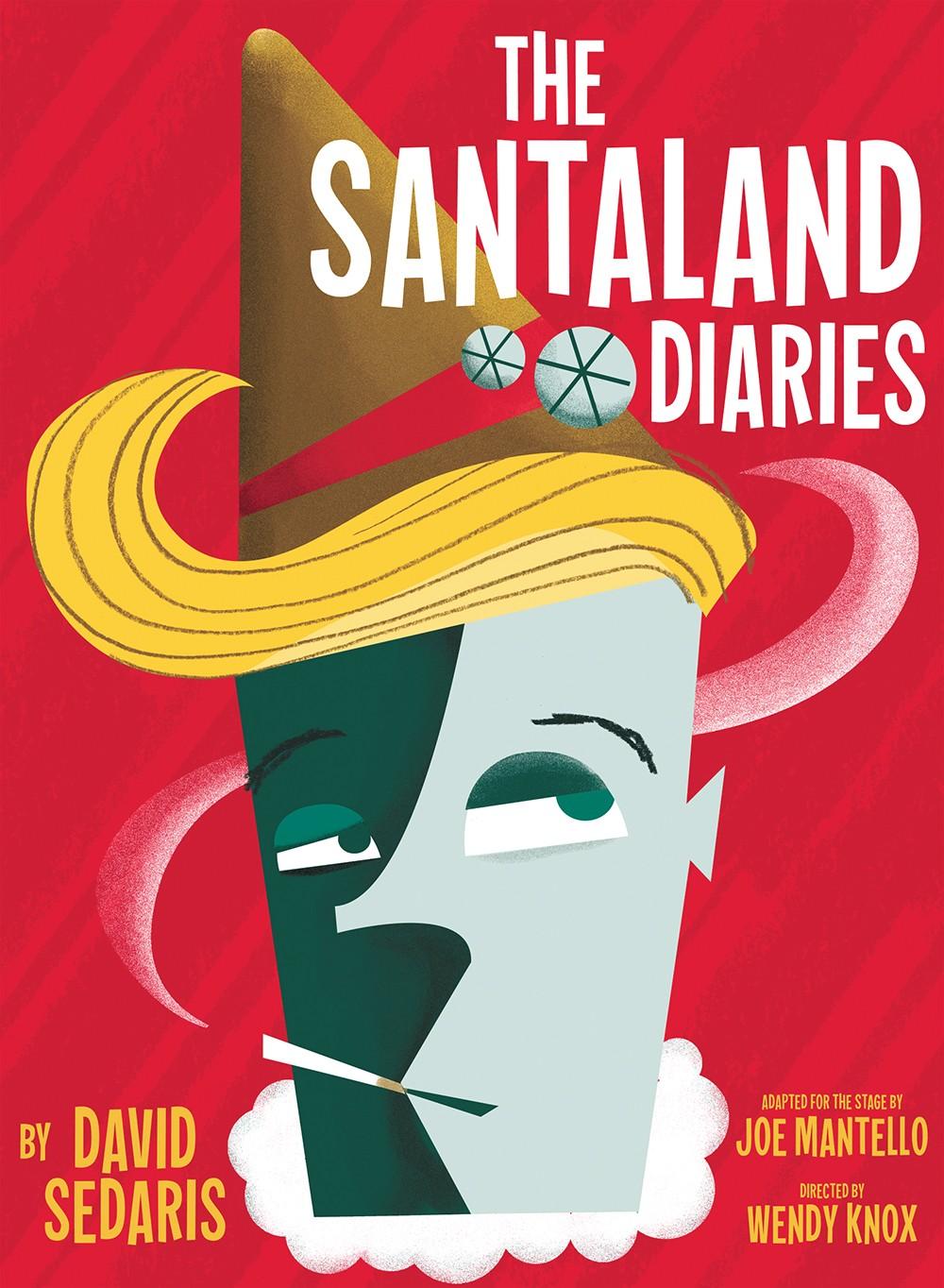 The Santaland Diaries runs Dec. 6-22 at Coeur d'Alene's Lake City Playhouse.