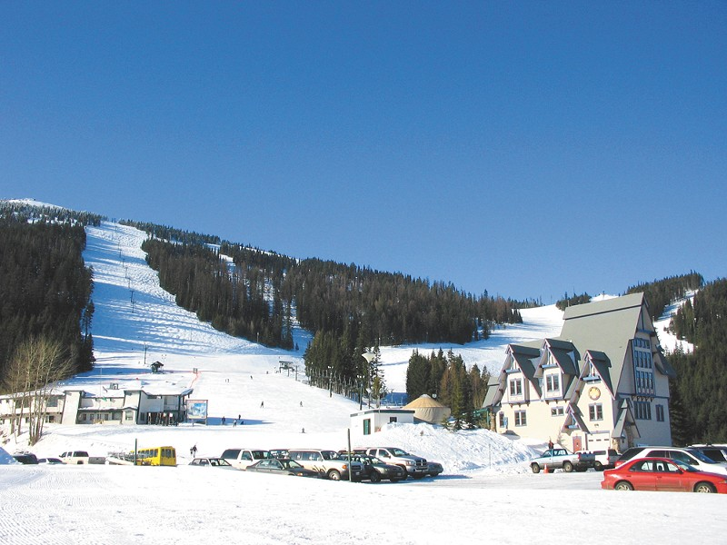 The ski area at Mount Spokane could get a lot bigger.
