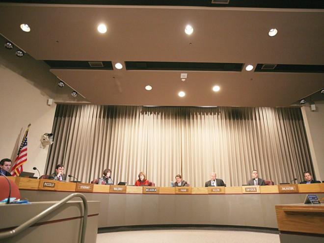 The Spokane City Council