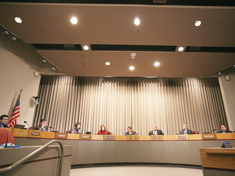 The Spokane City Council
