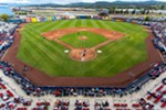 The Spokane Indians played for 4,334 fans at Avista Stadium against the Eugene Emeralds on Father's Day.