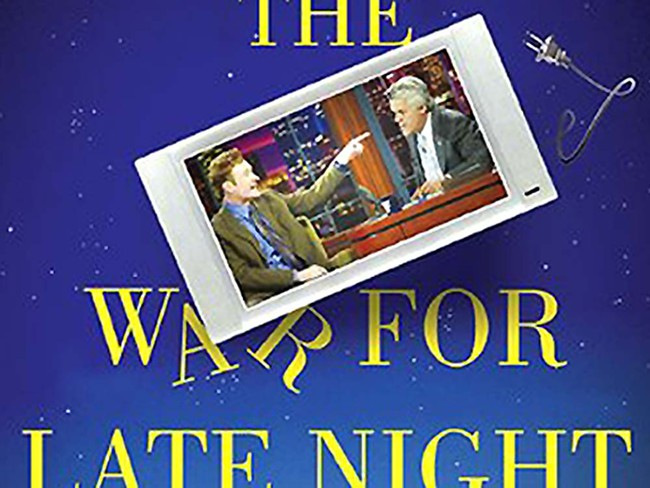 The War for Late Night by Bill Carter