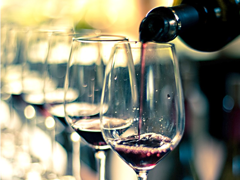 The wine will bring you through the door, but Vintages' small plates menu will keep you in your seat.