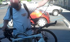 This is how brash bike thieves are in Spokane