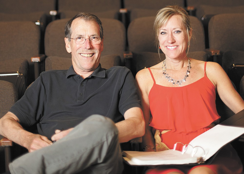 Tom Cooper and his daughter Kristin Cooper Herby wrote and composed a musical about Kristin's long-ago run-in with the law. - YOUNG KWAK