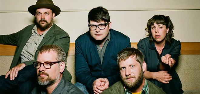 The Decemberists' new album arrives in two weeks.