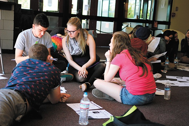 Young actors will be staging several productions at the Spokane Civic this summer.