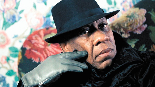 The man, the myth, the well-dressed legend: André Leon Talley.