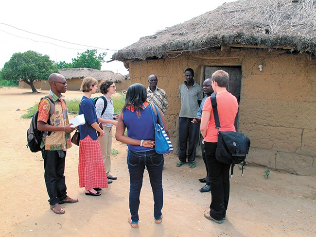 GiveWell extensively investigates the operations of organizations like the Against Malaria Foundation and GiveDirectly, ensuring that donations to those organizations have the biggest impact. - COURTESY OF GIVEWELL