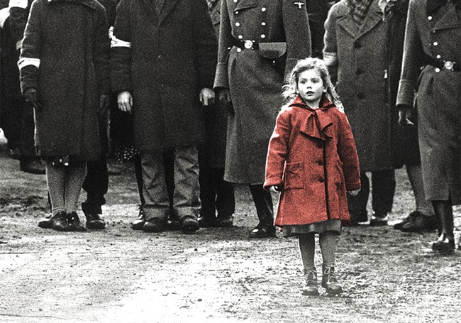 Schindler's List remains extremely difficult to watch.