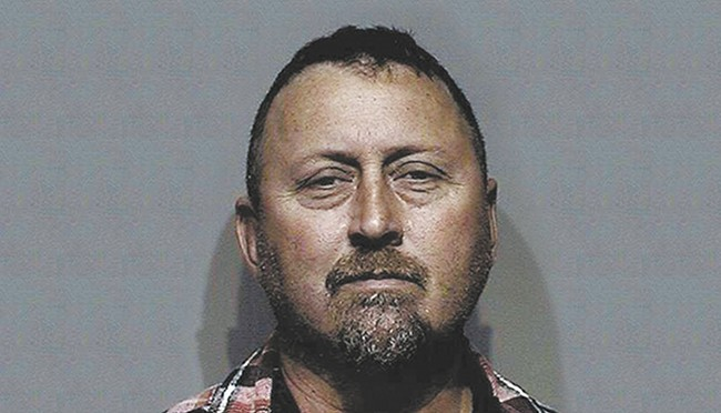 Richard Sovenski was found guilty of committing misdemeanor battery but not of felony malicious harassment, a hate crime.