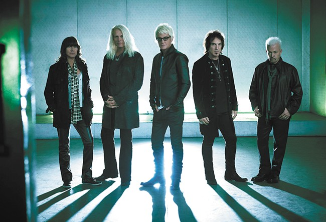 They still can't fight the feeling: Soft rock legends REO Speedwagon bring all their '80s hits to Northern Quest next week.