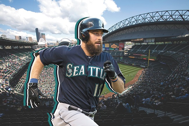 The Mariners: Stuck in neutral. - DEREK HARRISON PHOTO ILLUSTRATION