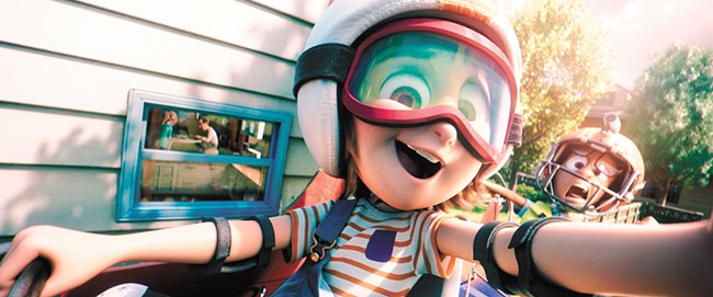 Sitting through the weirdly morbid Nickelodeon fiasco Wonder Park is like riding a rollercoaster on a flat track.