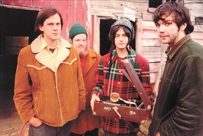 Neutral Milk Hotel is anything but neutral.