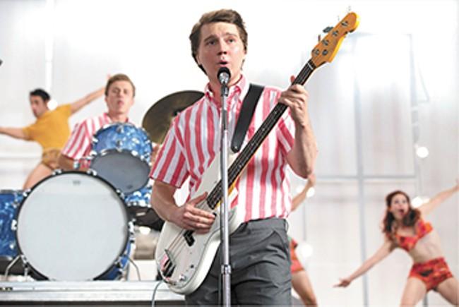 Paul Dano as a young Brian Wilson.