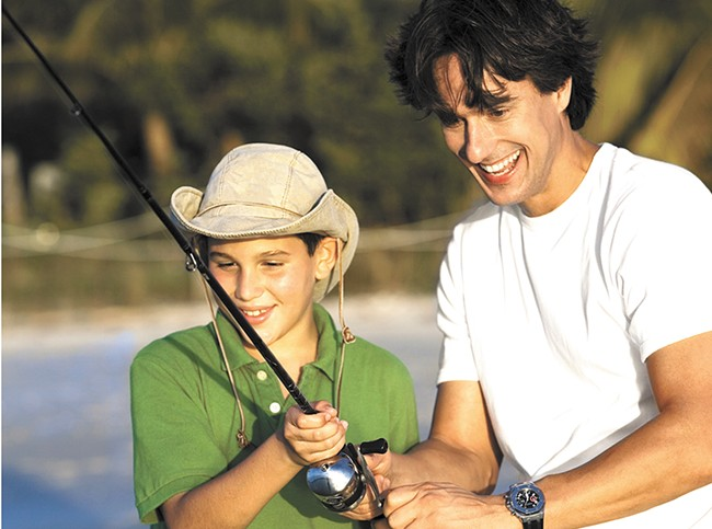 Idaho's free fishing day is set for June 13.