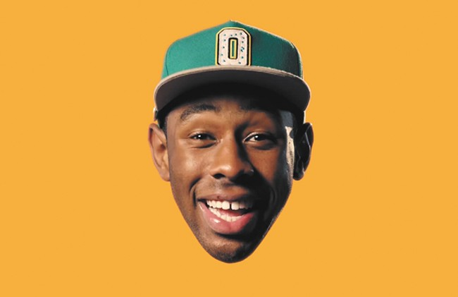 Hide your women and children, Tyler, the Creator comes to Spokane Tuesday.