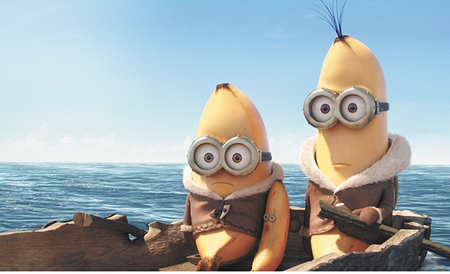 Row your boat back to the Despicable Me franchise.