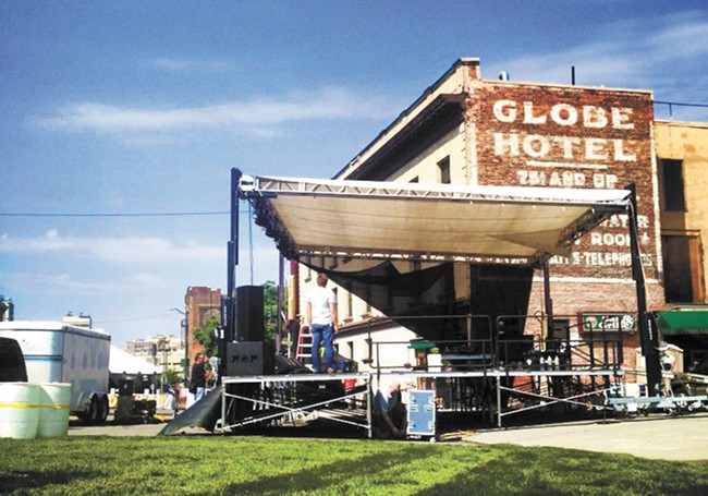 Gleason Fest raises funds for the Gleason Initiative Foundation.