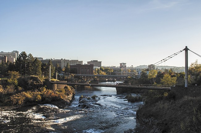 Spokane has sued Monsanto for selling agricultural chemicals that polluted the Spokane River.