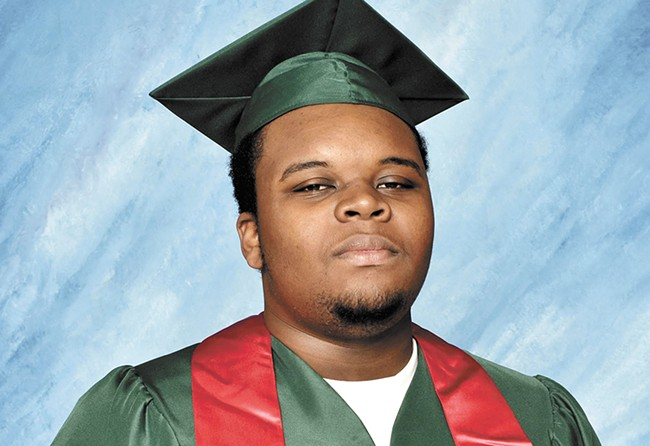 False claims about Michael Brown continue to be shared on the web, even a year after he was shot dead in Ferguson.