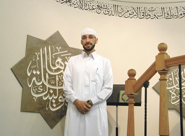 Yasser Shahin recently stepped down as imam at the Spokane Islamic Center. Replacing him will be a challenge. - JAKE THOMAS
