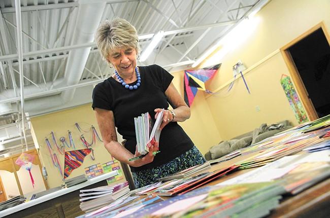 Volunteers of America CEO Marilee Roloff is readying for retirement. - JENNIFER DEBARROS