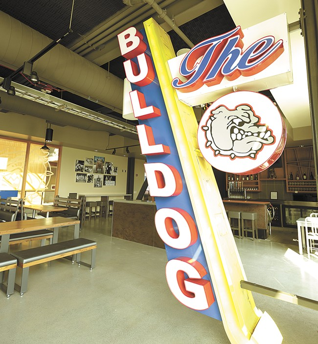 Gonzaga has its first on-campus pub. - YOUNG KWAK