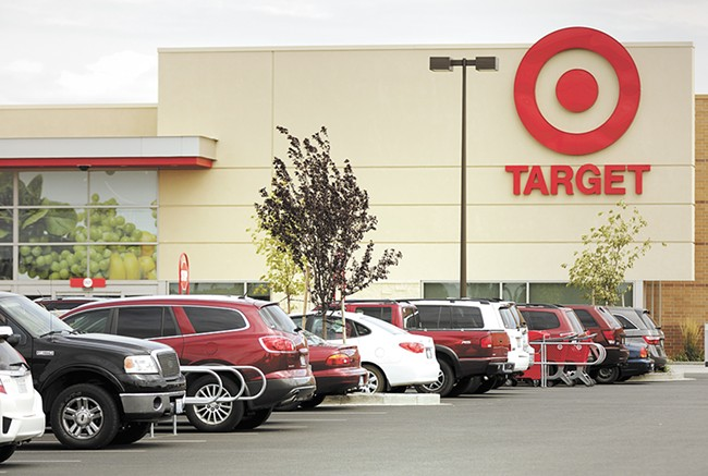 The Target on Spokane's South Hill is often cited as an example of the disconnect between developers, city staff and neighbors. - YOUNG KWAK