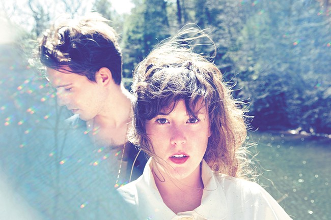 Canadian duo Purity Ring is more than just another electropop act.