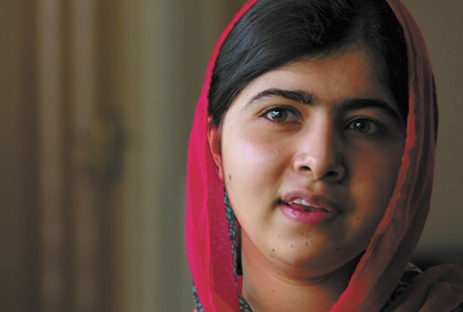 He Named Me Malala is more marketing tool than true documentary.