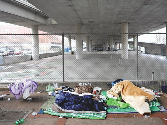 "The Spokane Human Rights Commission wants to ""decriminalize"" homelessness."