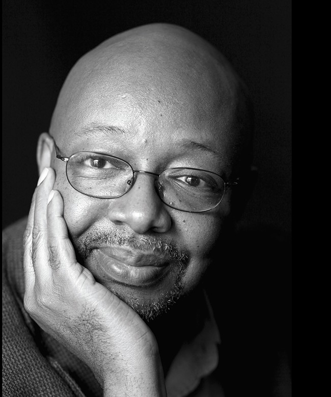 Leonard Pitts, Jr. just released his third novel, Grant Park.