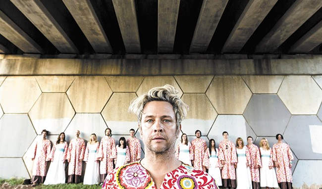 No, the Dallas-based Polyphonic Spree is not a cult.