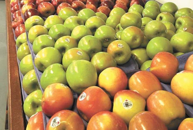 Fresh Plate Market features produce and more in north Spokane.