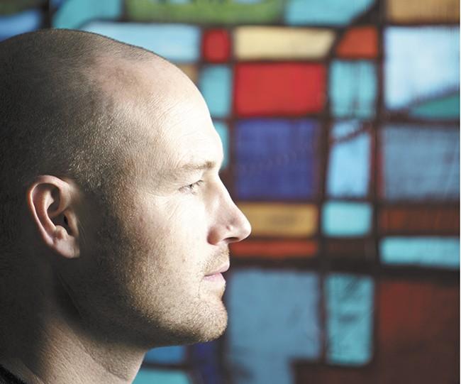 Spokane artist Ben Joyce - YOUNG KWAK