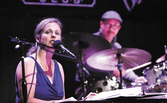 Pink Tango performs at the Palomino Club. - YOUNG KWAK