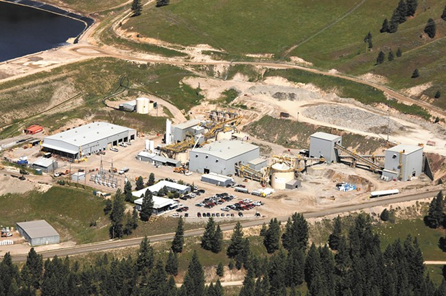 KINROSS GOLD CORP. PHOTO