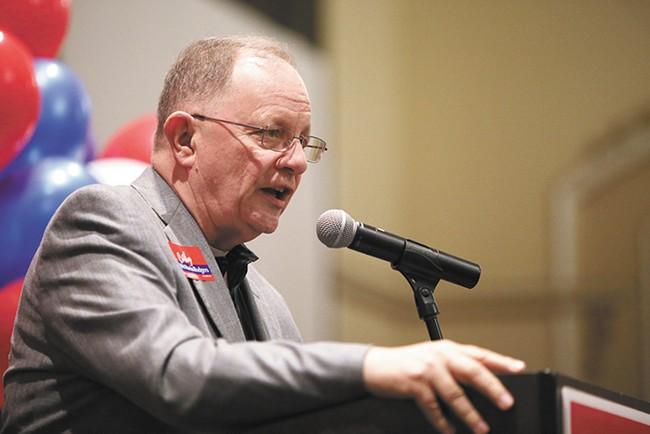 Sen. Michael Padden has been skeptical of recent reform proposals. - YOUNG KWAK