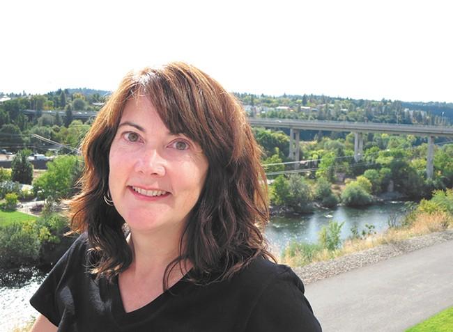 InHealth editor Anne McGregor