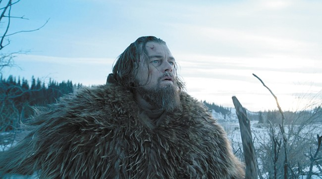 The Revenant is the Vegas odds favorite to take home Best Picture at the Oscars on Sunday.