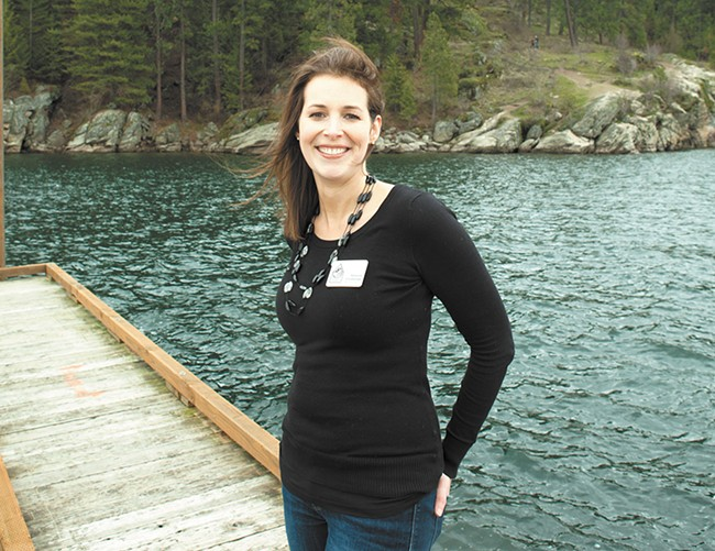 Adrienne Cronebaugh is the executive director of the Kootenai Environmental Alliance. - KRISTEN BLACK