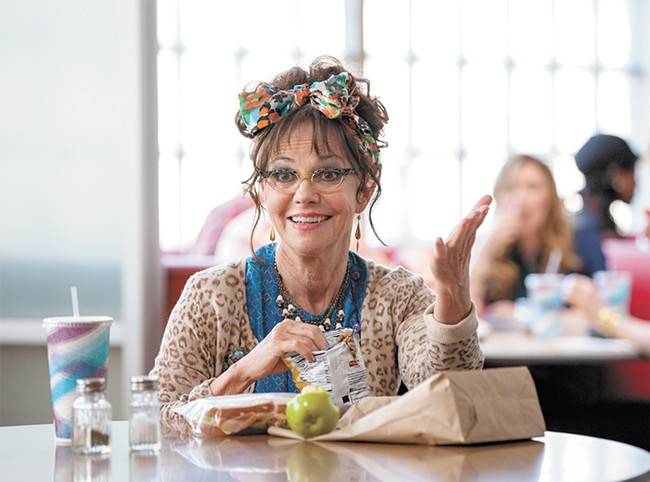 Sally Fields is back.